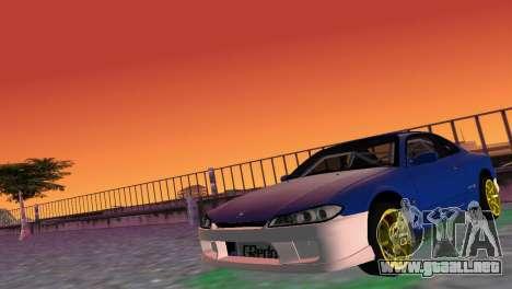 Nissan Silvia S15 TUNING JDM para GTA Vice City left