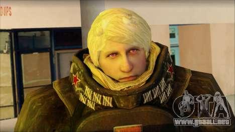 Ivan Braginsky para GTA San Andreas tercera pantalla
