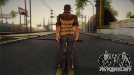 Travis Grady From Silent Hill: Origins para GTA San Andreas segunda pantalla