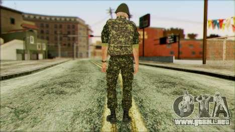 Marina APU v1 para GTA San Andreas segunda pantalla