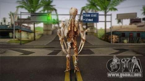 Monstruo del juego Dead Spase 3 para GTA San Andreas segunda pantalla