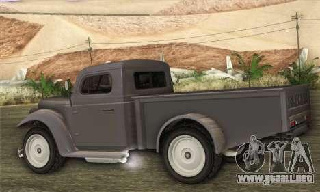 Bravado Duneloader Classic 1.0 (HQLM) para GTA San Andreas left