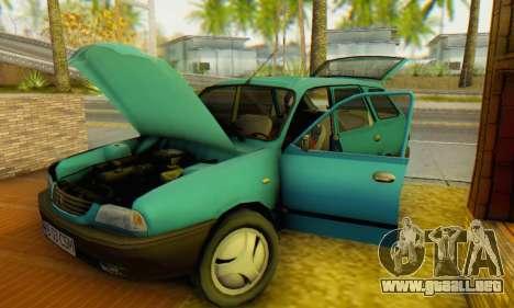 Dacia 1310 Liberta v1.1 para la visión correcta GTA San Andreas