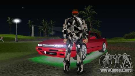 Camo Skin 13 para GTA Vice City segunda pantalla