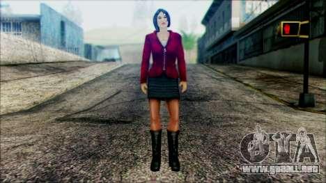 Manhunt Ped 10 para GTA San Andreas
