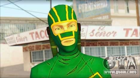 Kick Ass 2 Dave v1 para GTA San Andreas tercera pantalla