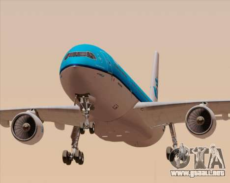 Airbus A330-300 KLM Royal Dutch Airlines para el motor de GTA San Andreas