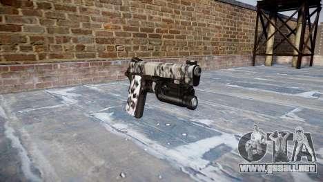 Pistola De Kimber 1911 Diamante para GTA 4