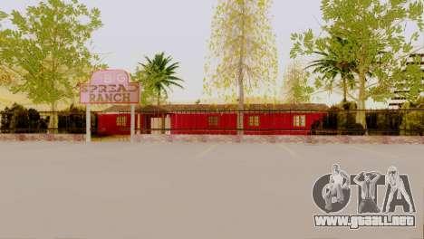 Nuevas texturas para el club en Las Venturas para GTA San Andreas