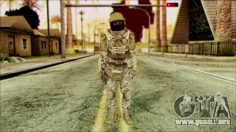 Ranger (CoD: MW2) v3 para GTA San Andreas
