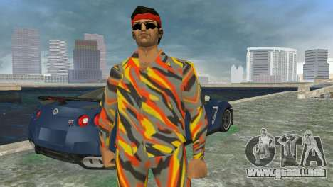 Camo Skin 15 para GTA Vice City tercera pantalla