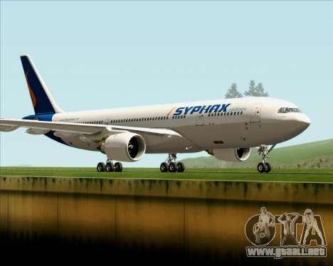 Airbus A330-200 Syphax Airlines para GTA San Andreas left