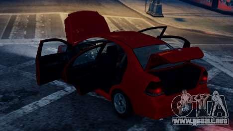 GTA 5 Asea para GTA 4 visión correcta