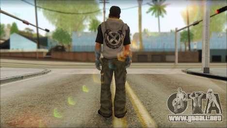 Iceman Street v1 para GTA San Andreas segunda pantalla