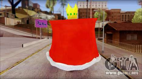 Kingjelly from Sponge Bob para GTA San Andreas segunda pantalla