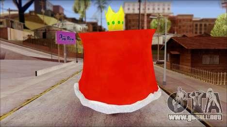 Kingjelly from Sponge Bob para GTA San Andreas segunda pantalla