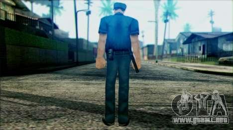 Manhunt Ped 2 para GTA San Andreas segunda pantalla