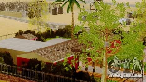 Nuevas texturas para el club en Las Venturas para GTA San Andreas tercera pantalla