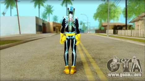Kick Ass 2 Dave v3 para GTA San Andreas segunda pantalla