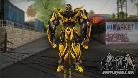 Bumblebee v2 para GTA San Andreas
