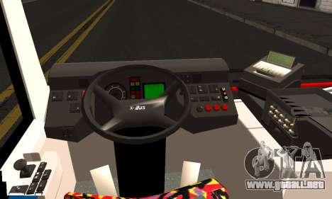 Design X4 Dreamer Blueline para la visión correcta GTA San Andreas