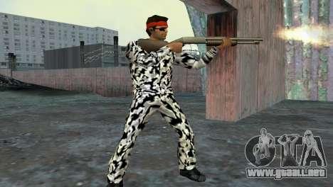 Camo Skin 05 para GTA Vice City tercera pantalla