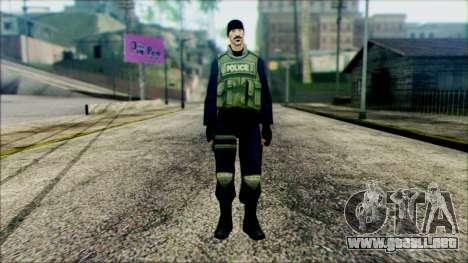 SWAT from Beta Version para GTA San Andreas