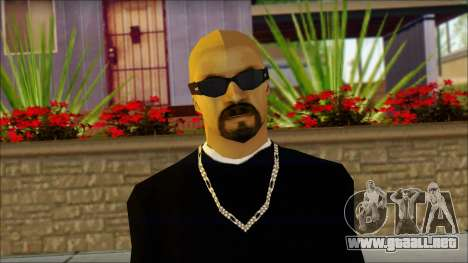 El Coronos Skin 1 para GTA San Andreas tercera pantalla
