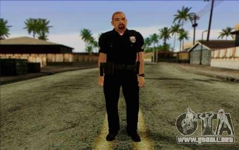 La policía (GTA 5) de la Piel 2 para GTA San Andreas