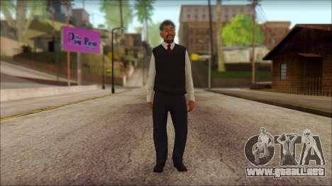 GTA 5 Ped 15 para GTA San Andreas