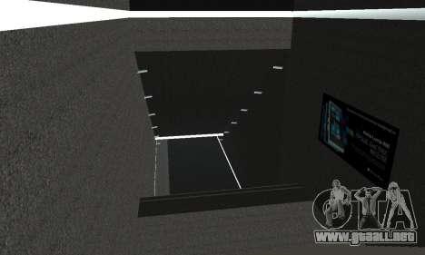 Una nueva estación de metro en San Fierro para GTA San Andreas novena de pantalla