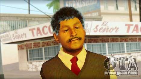 GTA 5 Ped 15 para GTA San Andreas tercera pantalla