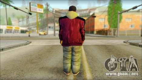 Plen Park Prims Skin 3 para GTA San Andreas segunda pantalla