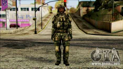 Fighter (PLA) v6 para GTA San Andreas