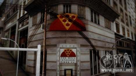 Graphic Unity v3 para GTA San Andreas sexta pantalla