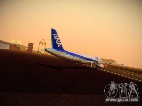 Airbus A320-211 All Nippon Airways para el motor de GTA San Andreas