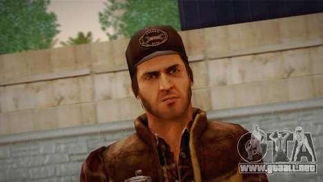 Travis Grady From Silent Hill: Origins para GTA San Andreas tercera pantalla