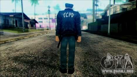 Manhunt Ped 3 para GTA San Andreas segunda pantalla