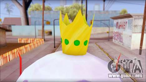Kingjelly from Sponge Bob para GTA San Andreas tercera pantalla