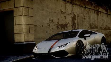 Lamborghini Huracan LP850-4 2014 Wheelsandmore para GTA 4