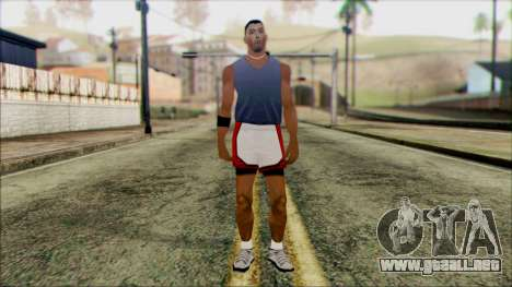 Wmyjg from Beta Version para GTA San Andreas