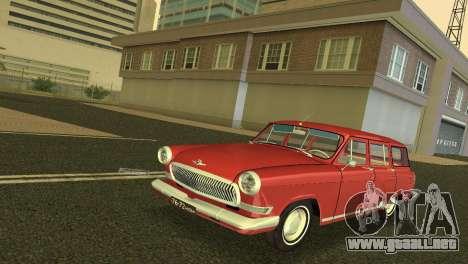 GAS 22 Volga 1965 para GTA Vice City