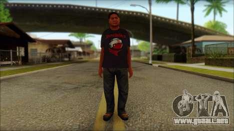 GTA 5 Ped 19 para GTA San Andreas