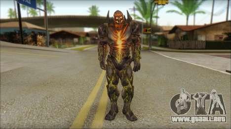Dark Kahn from MK vs DC para GTA San Andreas