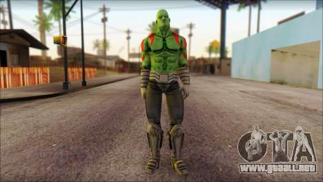 Guardians of the Galaxy Drax para GTA San Andreas