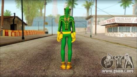 Kick Ass 2 Dave v1 para GTA San Andreas segunda pantalla