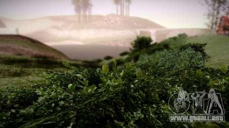 Graphic Unity v3 para GTA San Andreas segunda pantalla