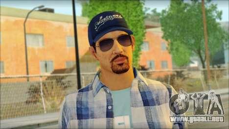 GTA 5 Jimmy Boston para GTA San Andreas tercera pantalla