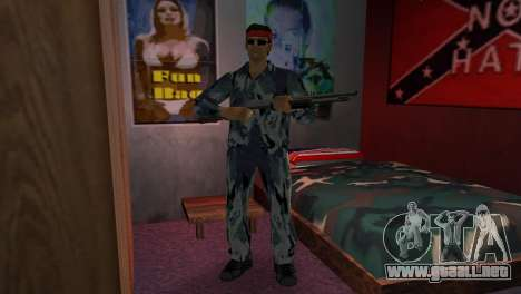 Camo Skin 06 para GTA Vice City segunda pantalla