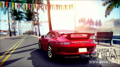 ENBSeries by STEPDUDE 2.0 (0.248) para GTA San Andreas tercera pantalla